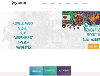 iagente.com.br screenshot