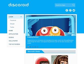 Thumbshot of Discoroid.com