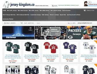jersey-kingdom.co screenshot