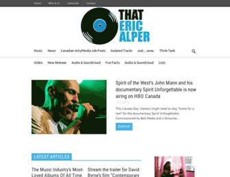 Thumbshot of Thatericalper.com