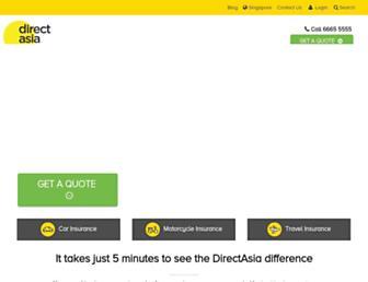 directasia.com screenshot