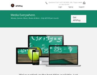 Thumbshot of Apxplay.com