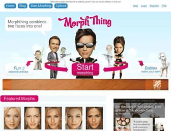morphthing.com screenshot