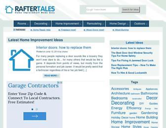 raftertales.com screenshot