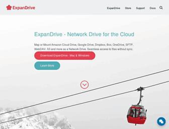 Thumbshot of Expandrive.com
