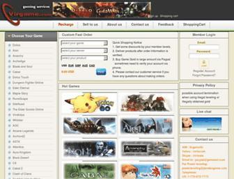 virgame.com screenshot