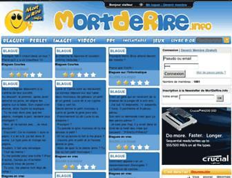 mortderire.info screenshot