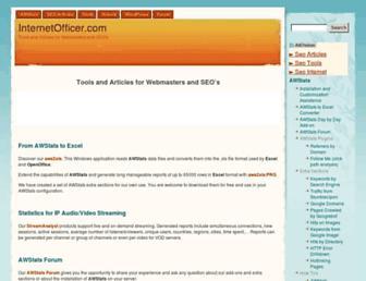 Thumbshot of Internetofficer.com
