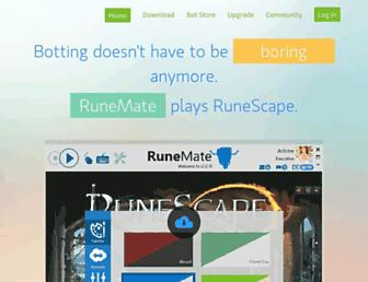 runemate.com screenshot