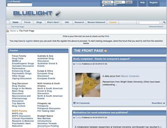 Thumbshot of Bluelight.org