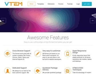 Thumbshot of Vtem.net