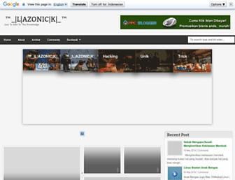davisco-lazonick.blogspot.com screenshot