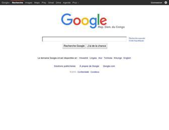 google.cd screenshot