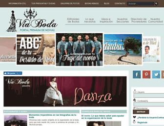 viaboda.com screenshot