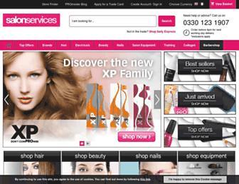 Thumbshot of Salon-services.com