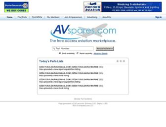 Thumbshot of Avspares.com