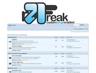 Thumbshot of R21freak.com