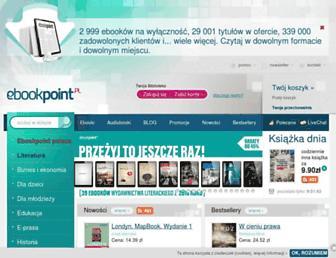 ebookpoint.pl screenshot