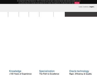 nucliexperts.com screenshot