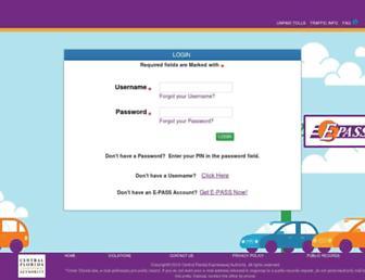 epass.cfxway.com screenshot
