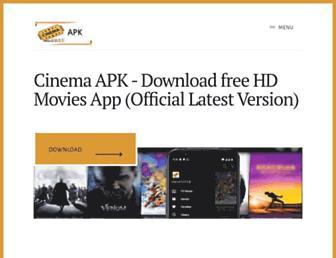 cinemaapk.net screenshot