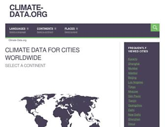 en.climate-data.org screenshot