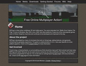 bzflag.org screenshot