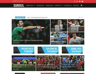 m.sundul.com screenshot