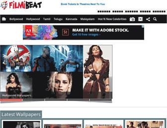 wallpapers.filmibeat.com screenshot