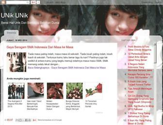 unikunikjadidua.blogspot.com screenshot
