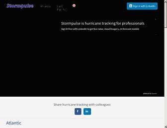 Thumbshot of Stormpulse.com