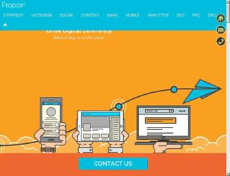 propelrr.com screenshot