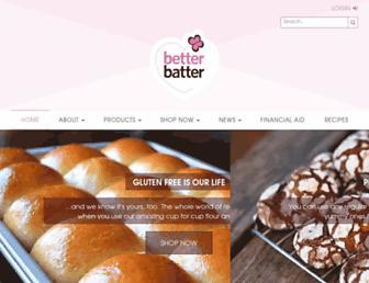 betterbatter.org screenshot