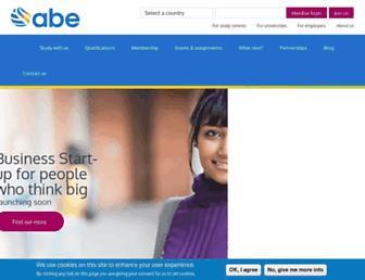 abeuk.com screenshot
