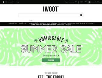 Thumbshot of Iwantoneofthose.com