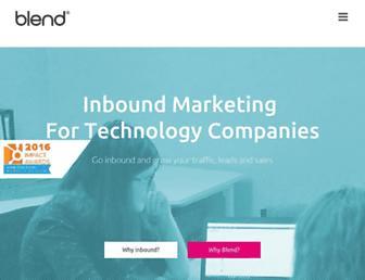 blendb2b.com screenshot