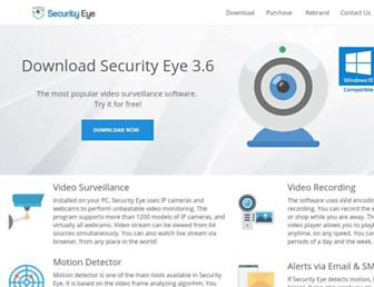 security-eye-software.com screenshot