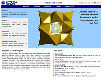 crystalimpact.com screenshot