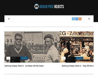 gprejects.com screenshot