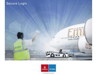 tripsstg.emirates.com screenshot
