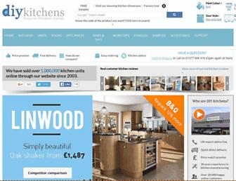 Thumbshot of Diy-kitchens.com