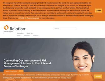 relationinsurance.com screenshot