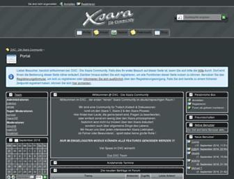 Thumbshot of Xsara-community.com