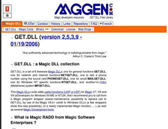 mggen.free.fr screenshot