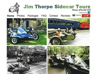 jimthorpesidecartourz.com screenshot