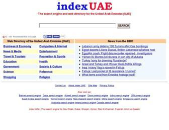 Thumbshot of Indexuae.com