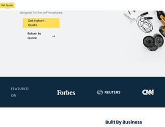 next-insurance.com screenshot