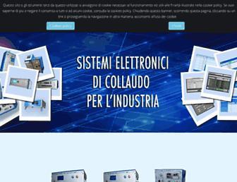 martoranaelettronica.com screenshot