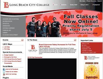 Thumbshot of Lbcc.edu