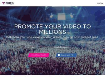 Thumbshot of Promolta.com